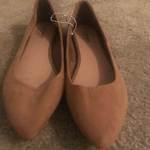 Old Navy Suede Flats!